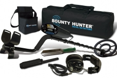 Performance on a budget - Bounty Hunter metal detectors