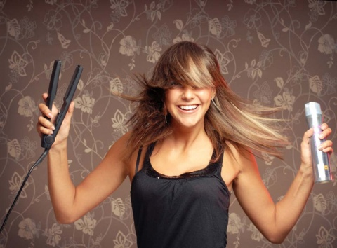 What Makes a Good Flat Iron Picture